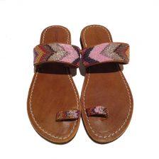 Laidback London Sandale Trent Pink 1