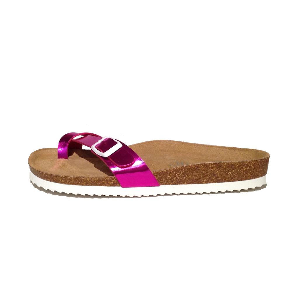 junic sandale begum reflex fuxia i vegane sandalen zehentrenner mit fu bett ebay. Black Bedroom Furniture Sets. Home Design Ideas