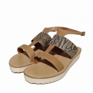 Santoro Sandale Art. 13 naturale 1