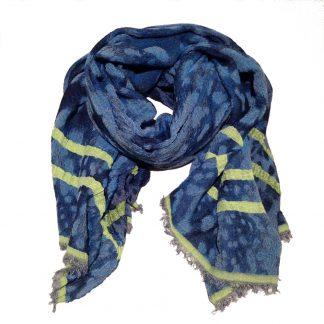 Sara Martignoni Tuch 21693 blue