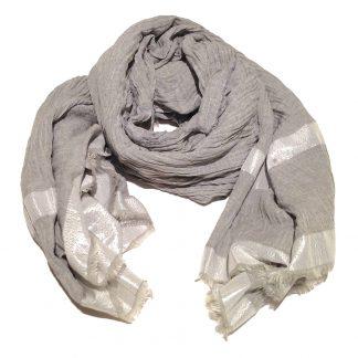 Sara Martignoni Tuch 72208 silver
