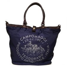 Campomaggi C3932 Shopper nylon blue