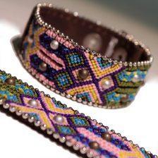 Smitten Armband Puebla rose