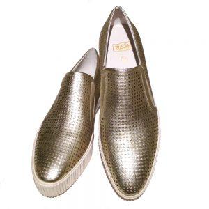 ash-sneaker-kurt-gold-3