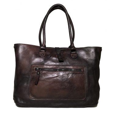 Campomaggi C3970 VL grigio Tasche Shopper 1