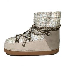 Inuikii Boots 20850 Lady Low beige 1