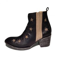 mexicana-chiqui-star-5-5-black-side