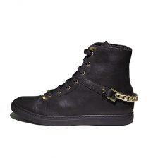 emma-holmes-sneaker-chain-black