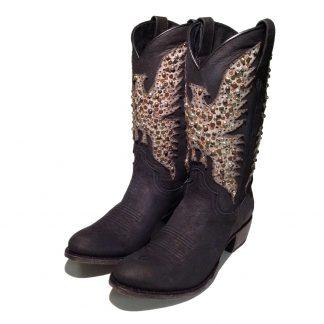sendra-boots-sara-8987-black-1