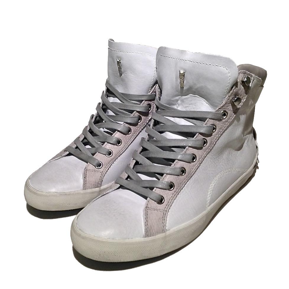 764082ecfa3f32 CRIME LONDON Sneaker 21026S15B white