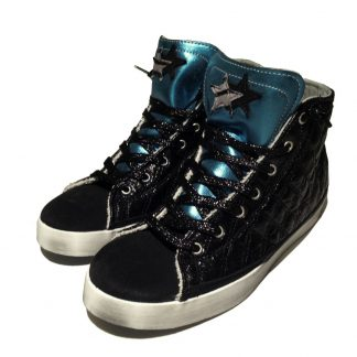 2Star Sneaker 2SD 679 Black 3