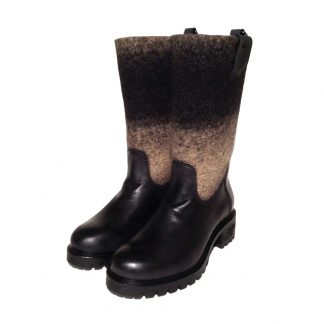 Ilse Jacobsen Ruby 461 Black Stiefel 1