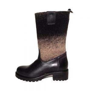 Ilse Jacobsen Ruby 461 Black Stiefel