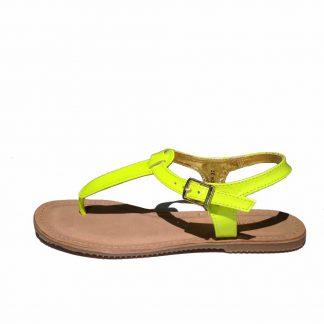 Ilse Jacobsen lime Sandale 1