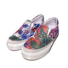 2STAR Sneaker 2SD 765 fiorato