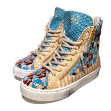 2STAR Sneaker 2SD 797 C azzuro