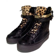 2Star Sneaker 2SD 705 schwarz