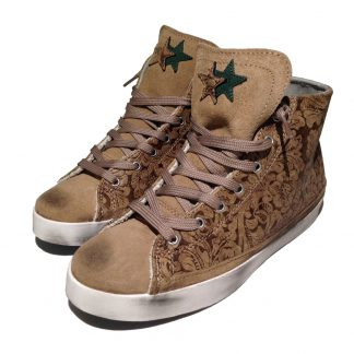 2Star Sneaker 674 camel 1