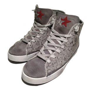 2Star Sneaker 675 Grigio 1