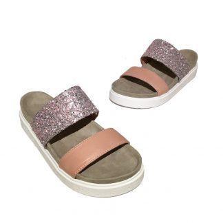 Inuikii Sandale 1030 Powder Glitter
