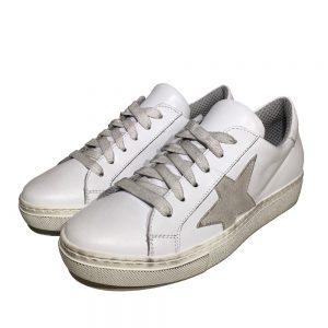 Meline Sneaker Stella weiß Stern 1