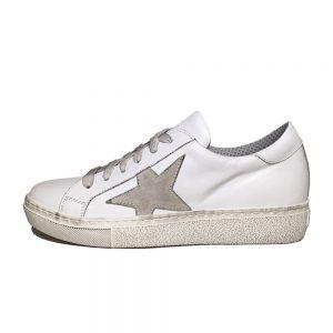 Meline Sneaker Stella weiß Stern 4